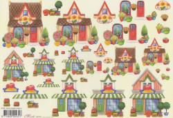 Mireille knipvel winkels E735 (Locatie: 5505)