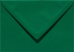 Papicolor envelop C6 114x162 mm Darkgreen