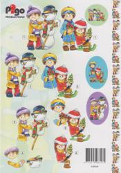Pigo knipvel kerstmis 4.525.025 (Locatie: 5526)