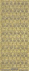 Starform sticker glitter goud/zilver 7061 (Locatie: HH118)