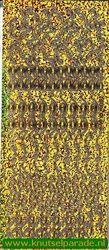 Sticker holografisch goud 61 5700 (Locatie: J316 )