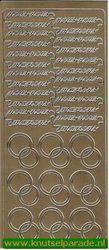 Stickervel met franse teksten (Locatie: A144 )