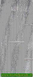 Stickervel randjes zilver (Locatie: S111 )