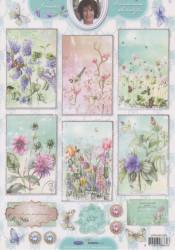 Studio Light knipvel bloemen STAPJBS 1293 (Locatie: 5934)