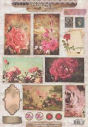 Studio Light knipvel bloemen STAPSL1237 (Locatie: 5839)