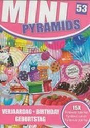 Studio Light mini boekje pyramids 53 (Locatie: 3RL9 )