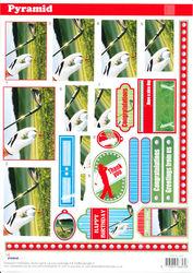 Studio Light pyramid knipvel golf PYR SL 206 (Locatie: 6624)