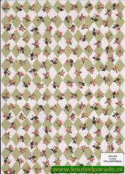 Vellum met rozen vellumroses 05 (Locatie: 2561)