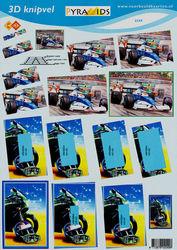 Voorbeeldkaarten knipvel racen 2249 (Locatie: 2233)