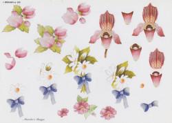 Wekabo knipvel bloemen 525 (Locatie: 2548)