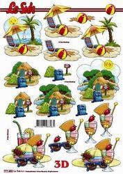 Le Suh knipvel vakantie 777453 (Locatie: 0209)