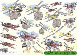 Mireille knipvel vliegtuig E726 (Locatie: 4710)
