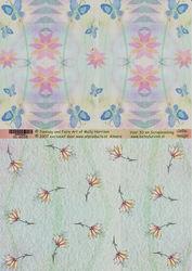 GeBe Design knipvel Fantasy and Fairy GL6038 (Locatie: 0533)