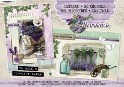 Studio Light stansblok A5 La Provence A5STANSBLOKSL30 (Locatie: S2)