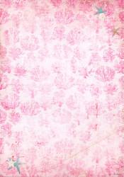 Studio Light achtergrondpapier dubbelzijdig bedrukt A4 Romantic Summer BASISRS221 (Locatie: 2316)