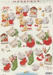 Doe Maar knipvel kerst 11052-175 (Locatie: 2569)