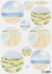 Marianne Design knipvel Sand & Sea 1 IT585 (Locatie: 0140)