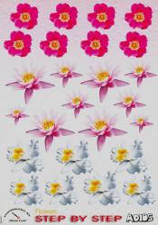 Adios knipvel bloemen SBSu0011 (Locatie: 4407)