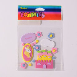 Darice foam stickers princess/dream 1051-04 (Locatie: K3)
