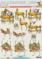 Doe Maar knipvel dieren 11053-316 (Locatie: 1144)