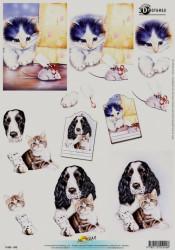 Doe Maar knipvel honden en katten 11055-240 (Locatie: 6102)