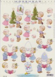 Doe Maar knipvel kerst 11052-088 (Locatie: 5839)