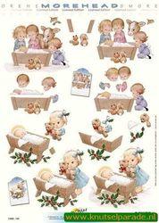 Doe Maar knipvel kerst 11052-123 (Locatie: 6829)