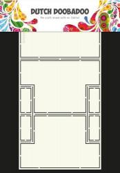 Dutch Doobadoo Card Art Tri-shutter stencil A4 470.713.328 (Locatie: 4738)