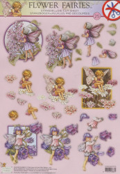 Flower Fairies stansvel STAPEASYFF25 (Locatie: 1425)