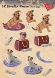 Hearty Crafts knipvel honden 752007 (Locatie: 5618)
