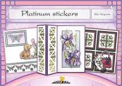 Hobbydols nr. 92 Platinum stickers