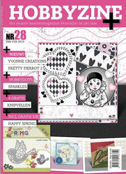 HobbyZine Plus nr. 28 (incl. goody) HZ01901 (Locatie: 1RC3)