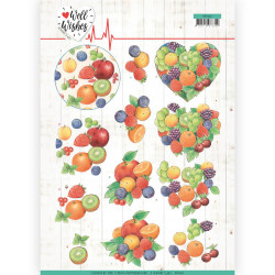 Jeanine's Art knipvel fruit CD11460 (Locatie: 1585)