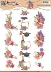 Jeanine's Art knipvel geslaagd CD10782 (Locatie: 2936)