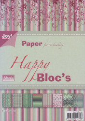 Joy Crafts Happy Bloc's A5 6011/0010