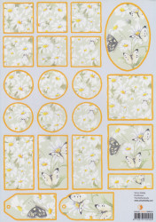 Knipvel bloemen SHSV225 (Locatie: 2893)