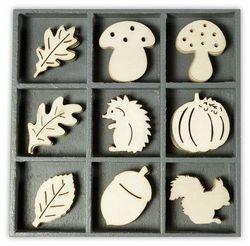 Knorr Prandell Houten ornamenten herfst 18521025 (Locatie: 4RS9 )