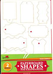 Labels scrapbooking 8151 (Locatie: 0230)