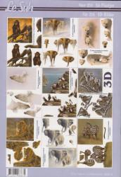 Le Suh 3D knipvel boek 320013 (Locatie: 5028)