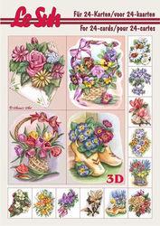 Le Suh boekje A5 Mini-bloemen nr. 345615 (Locatie: 1RC4)