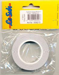 Le Suh dubbelzijdig plakband 15mm x 10mtr. 508215 (Locatie: K2)