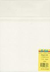 Le Suh kaarten A5 linnenstructuur ivoor 10 stuks 415452