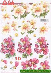 Le Suh knipvel bloemen 8215 419 (Locatie: 4415)