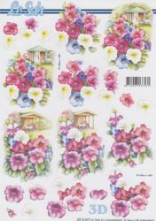 Le Suh knipvel bloemen 8215637 (Locatie: 5929)
