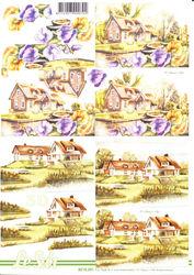Le Suh knipvel huizen 8215391 (Locatie: 6534)