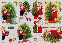 Le Suh knipvel kerst nr. 4169388 (Locatie: 2327)