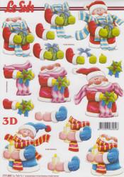 Le Suh knipvel kerstmis 777459 (Locatie: 0738)