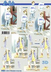 Le Suh knipvel kinderen 777541 (Locatie: 2208)