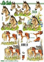 Le Suh knipvel paarden 777531 (Locatie: 6108)