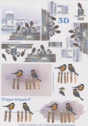 Le Suh knipvel vogels 4169601 (Locatie: 5526)